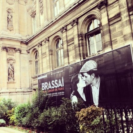 Brassai paris hotel de ville 2014