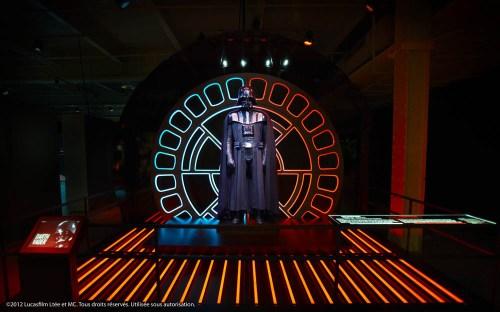 dark vador paris star wars