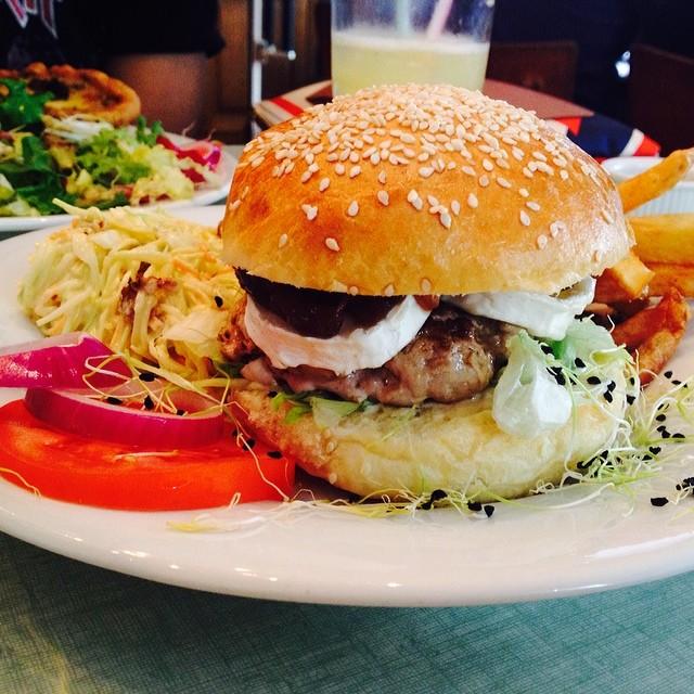 Hand Paris best Burger review photos