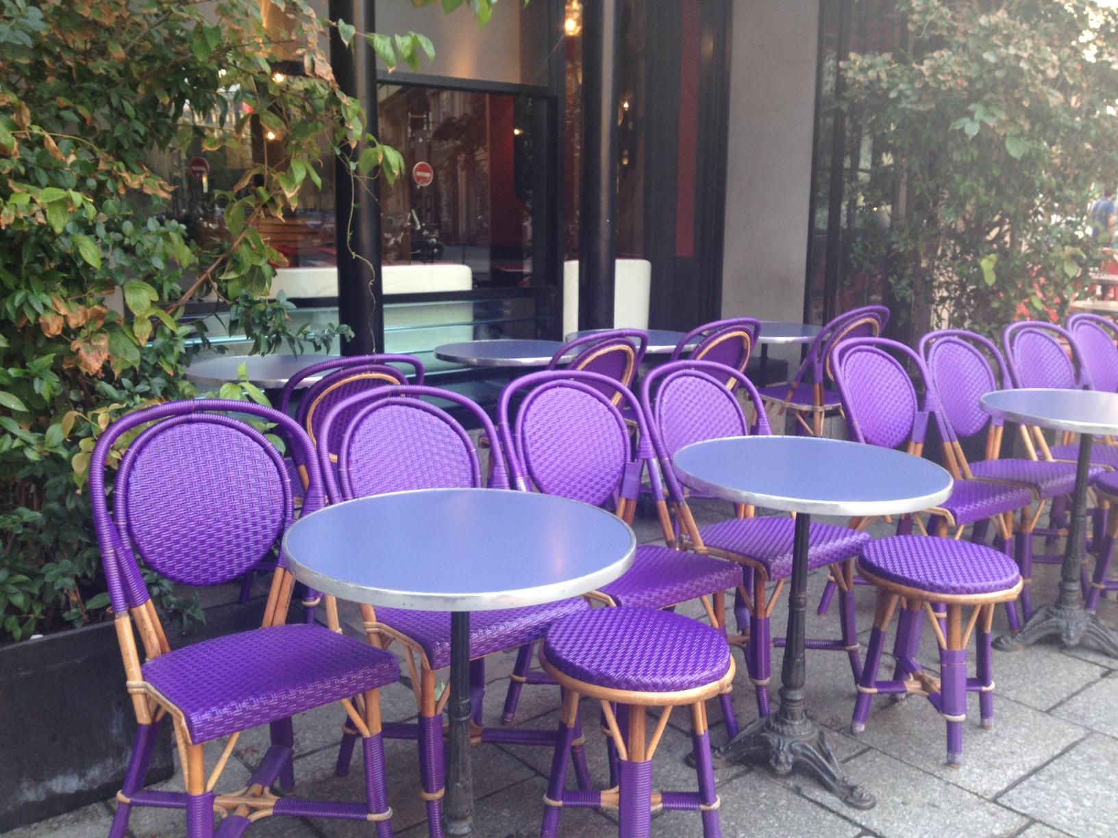 paris cafe chairs swivel desk uk pierre 39s ultimate coffeeshop map my parisian