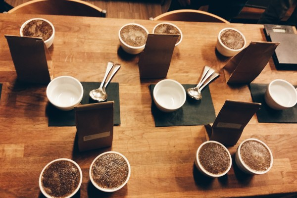 kalsada coffee cupping paris cafe limi