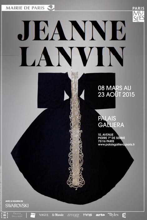 jeanne lanvin museum 2015 galliera paris