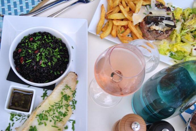steak tartare fish bistro paris