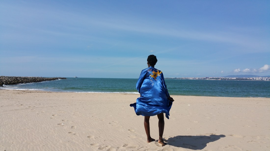 Yanique in paris - travel blogger wellness retreat lisbon