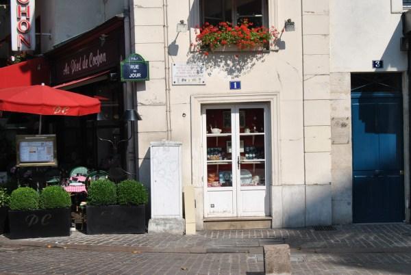 rue du jour paris