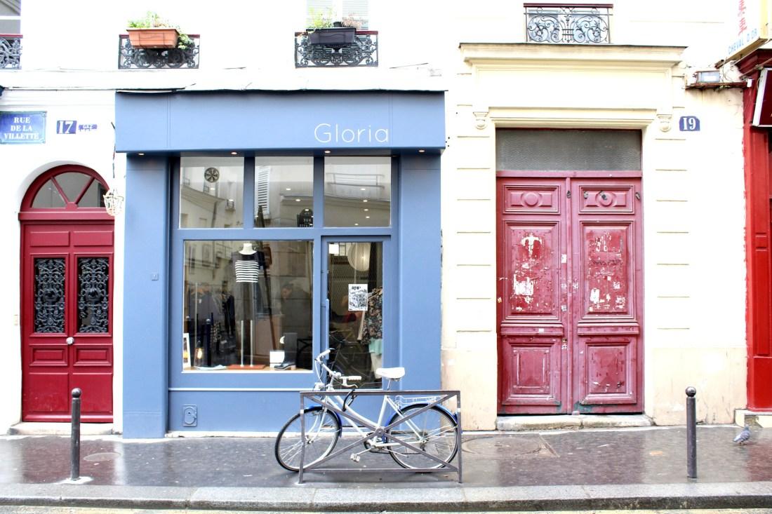Rue de La Villete Shops @lavielocale