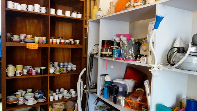 where to second hand shopping paris