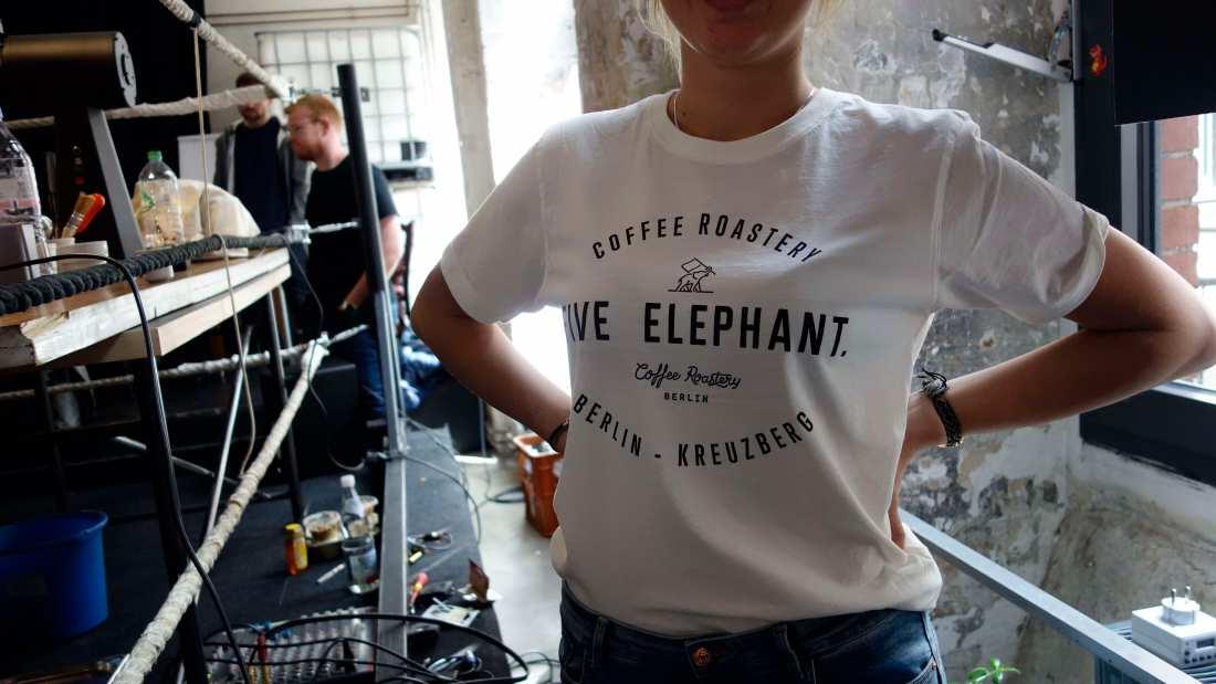 Five elephant Berlin best coffee shop