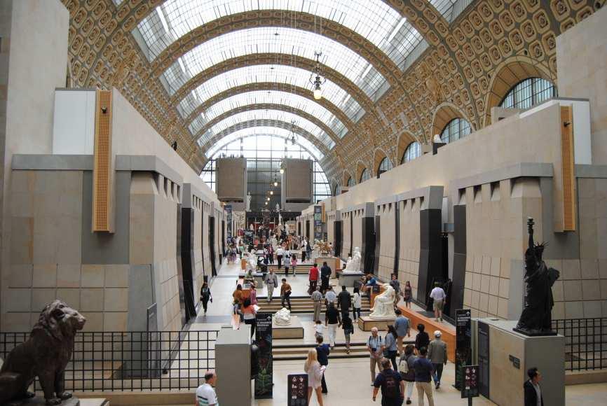orsay museum paris travel blog