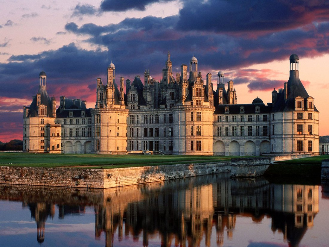 Loire Valley from Paris