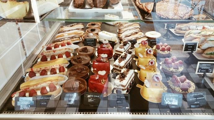 Panifica paris pastries