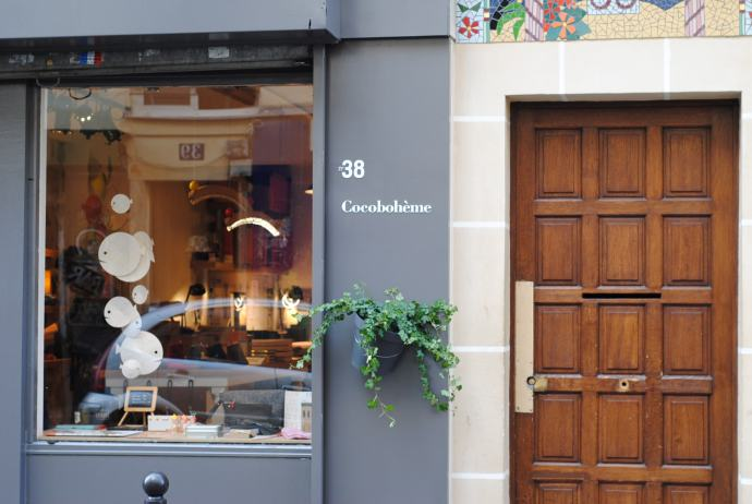 cocoboheme paris shop
