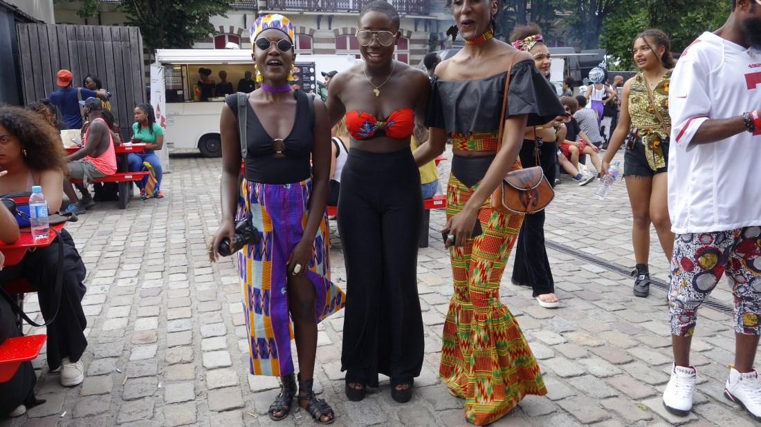 afro punk paris 2017