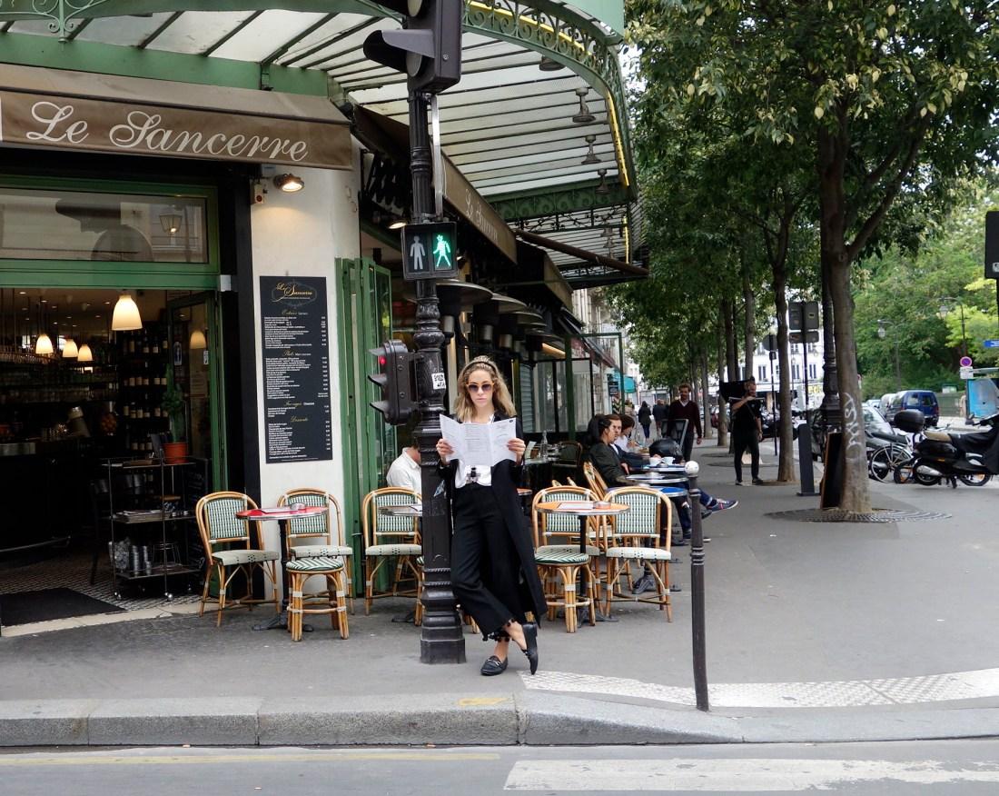 My Parisian Life Map cool poster
