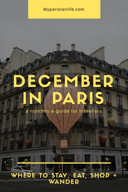 pinterest december in paris
