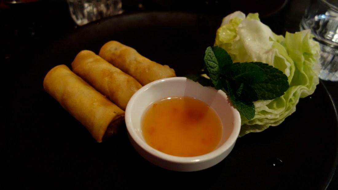 vegetarian thai nems paris my parisian life food blog