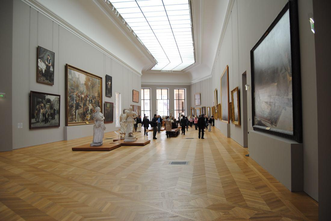 2018 museum in paris