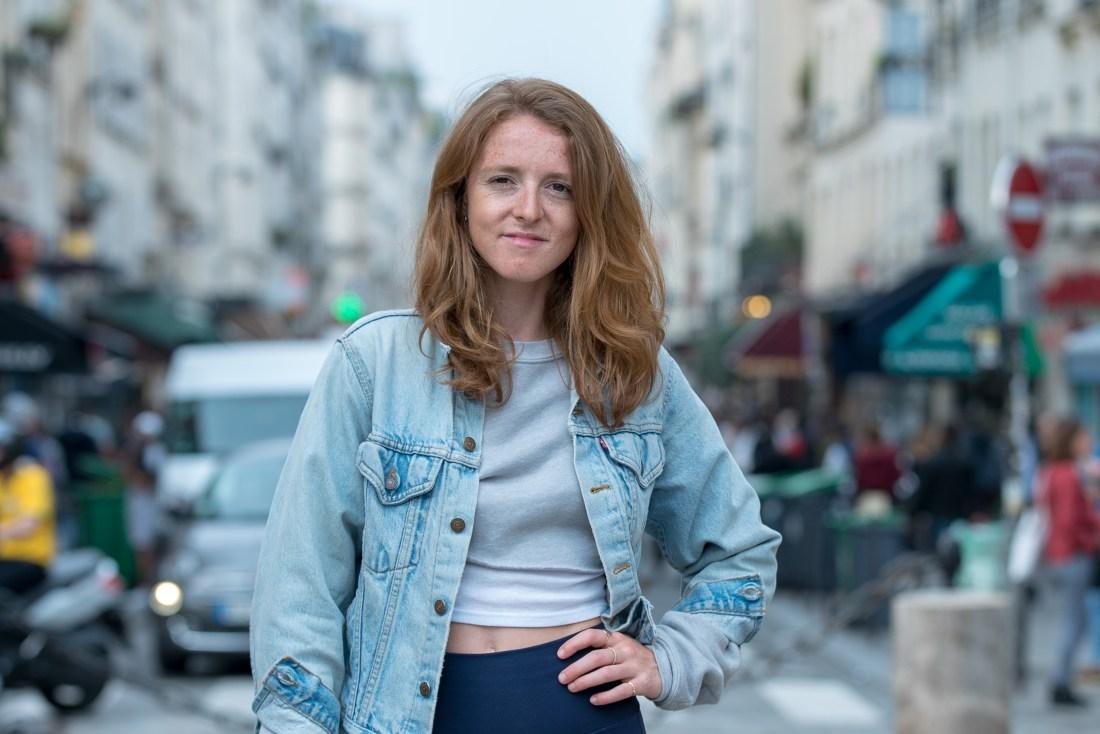 THE PARISIAN WELL-BEING GURU