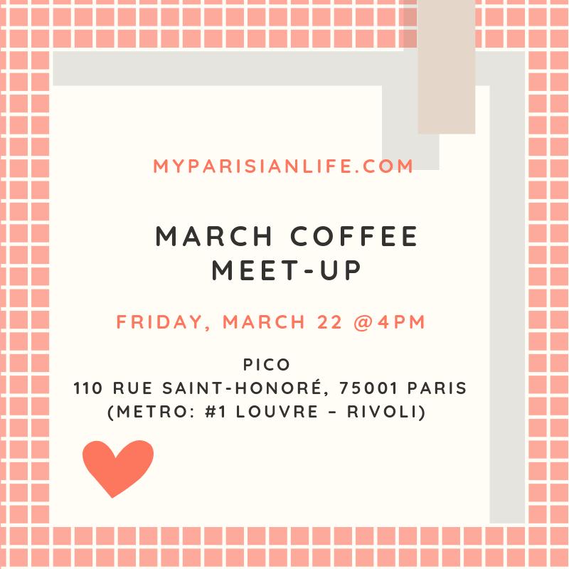 paris meet up pico honore cafe
