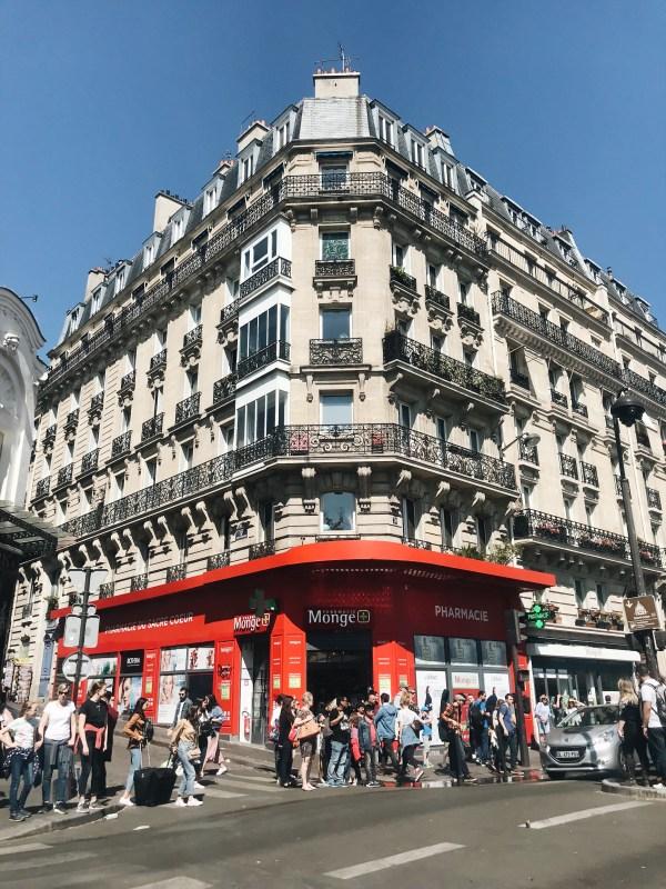 pharmacy monge best beauty products shop in paris