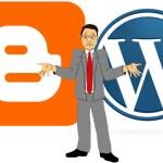 Wordpress or Blogspot