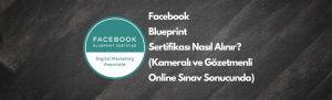 Facebook Blueprint Sertifika