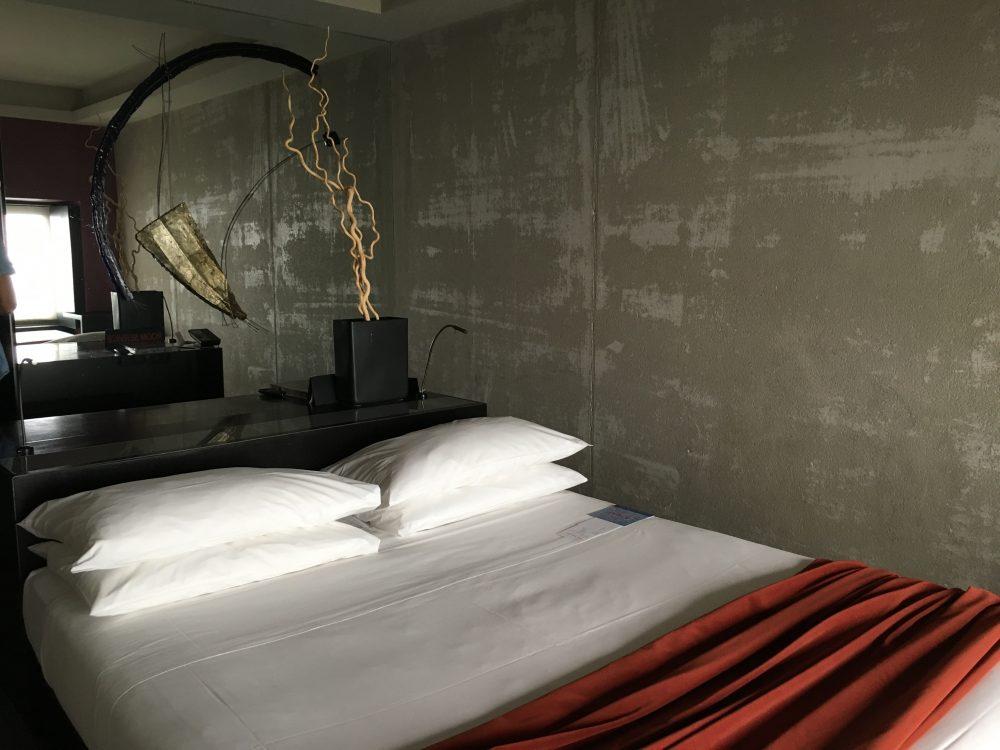 Hotel Straf room