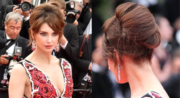 Cannes 2016 : chignons en folie
