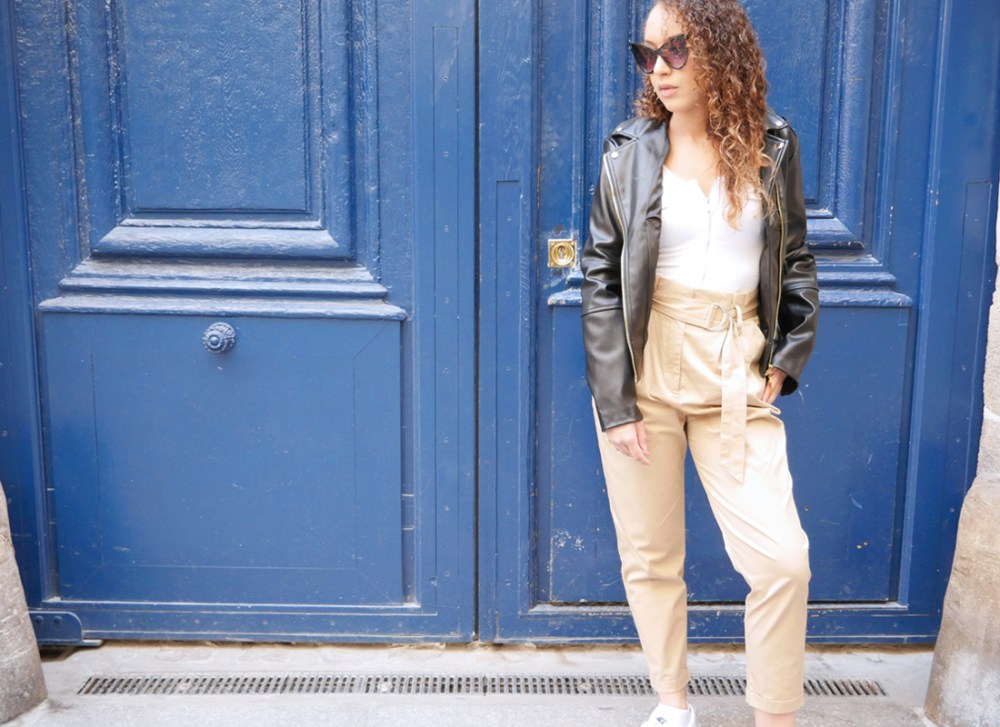 look-ootd-paperbag-pantalon-body-veste-cuir-vegetal-mistress-rocks-blogueuse-11