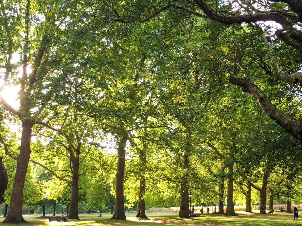 Londres-2018-Green-Park