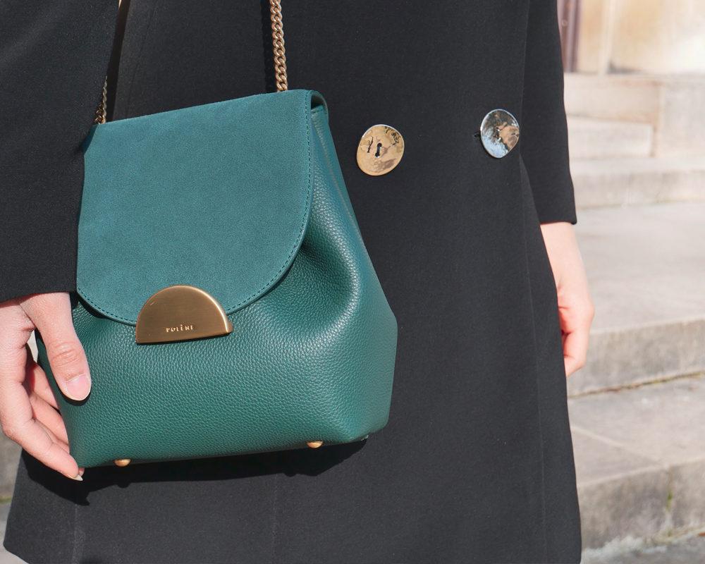 look-blazer-dress-mode-style-paris-sac-polene-porte