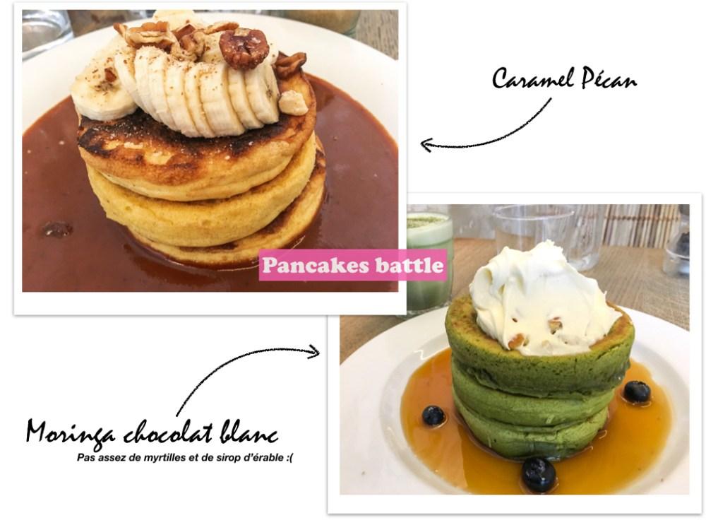 pancakes season moringa ou caramel