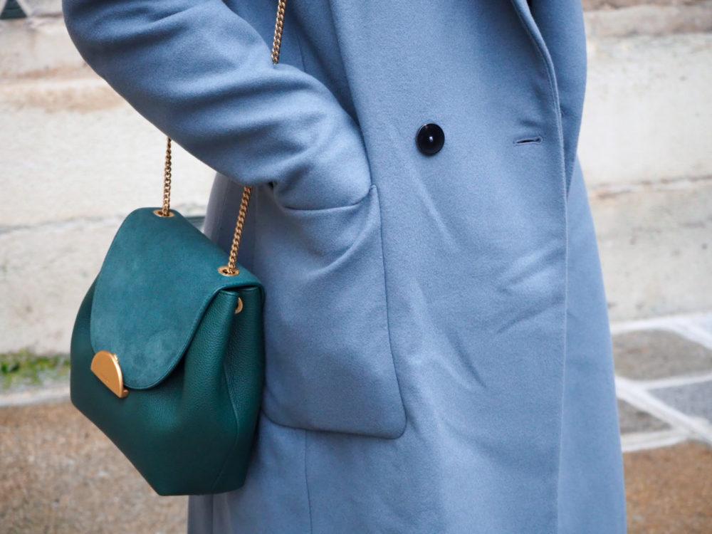 look-manteau-hiver-2020-color-block