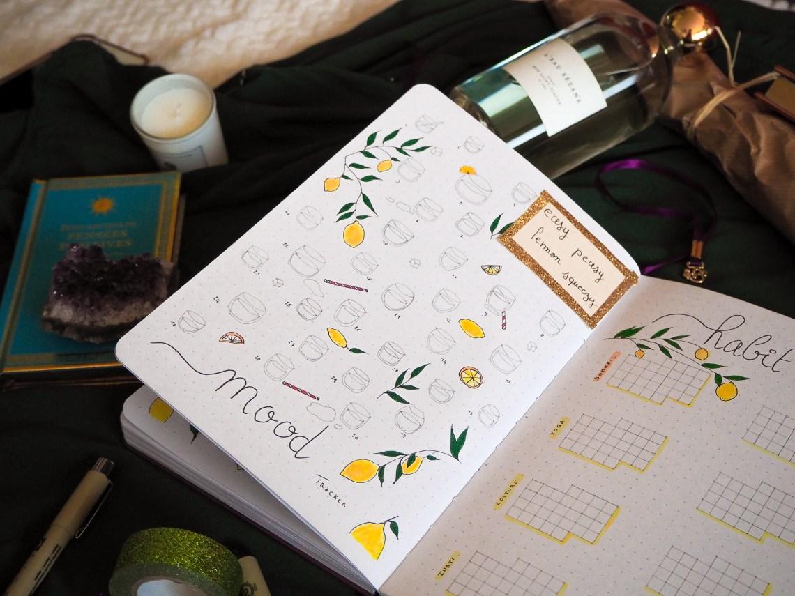 lemonade-mood-tracker-bullet-journal-2