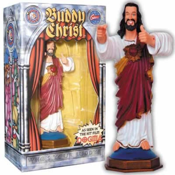 Buddy Christ Dashboard Figure Dogma Kevin Smith Movie