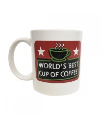 World's Best Cup of Coffee Mug