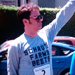 Schrute Farms Beets The Office TShirt