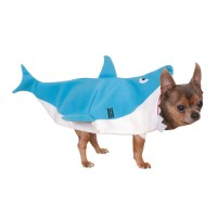 Shark Attack Pet Costume Dog Puppy Cat Funny Fun Jaws