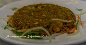 Tomyam Seafood Fried Rice