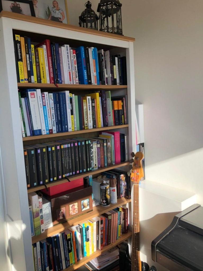 Digital Housetour: Office- My Passion Projects