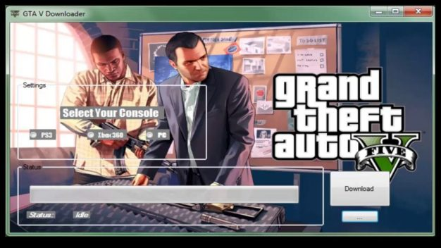 gta v apk download computer
