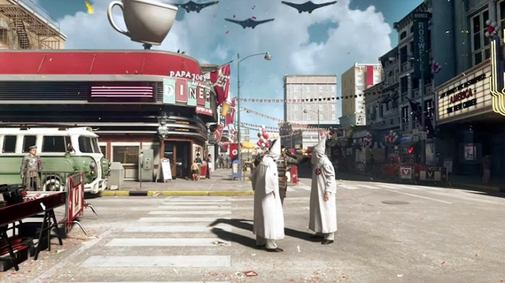 Wolfenstein II The New Colossus PC Game FULL VERSION DOWNLOAD