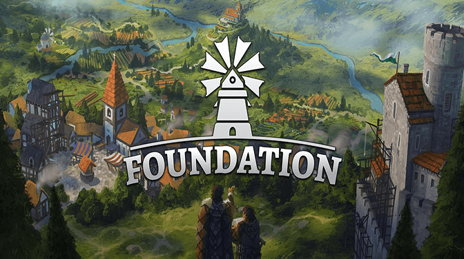 Foundation Game for PC Free Download