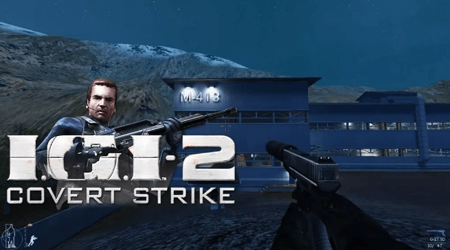 IGI 2 Covert Strike Free Download PC Game Full Version