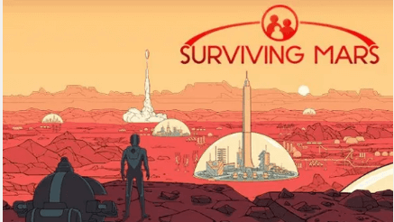 Surviving Mars Torrent Free Download