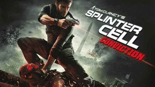 Tom Clancy's Splinter Cell Conviction Free Download