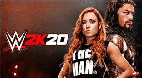WWE 2K20 FREE DOWNLOAD PC GAME