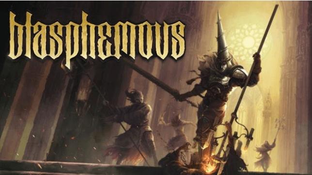 Blasphemous Free Download PC Game