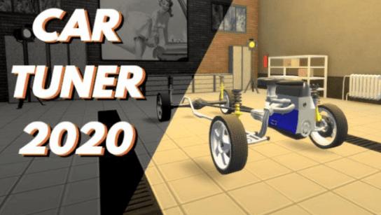 CAR TUNER 2020 FREE DOWNLOAD PC GAME