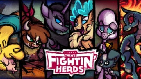 Them's Fightin' Herds Full Version PC Game Free Download